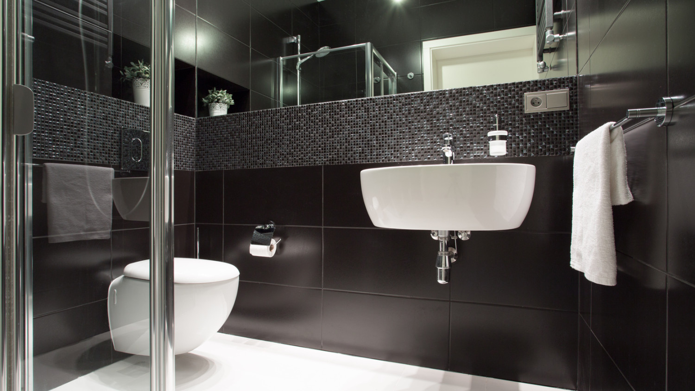 Immobilien Rustikale Badezimmer Fliesen – MiDiR